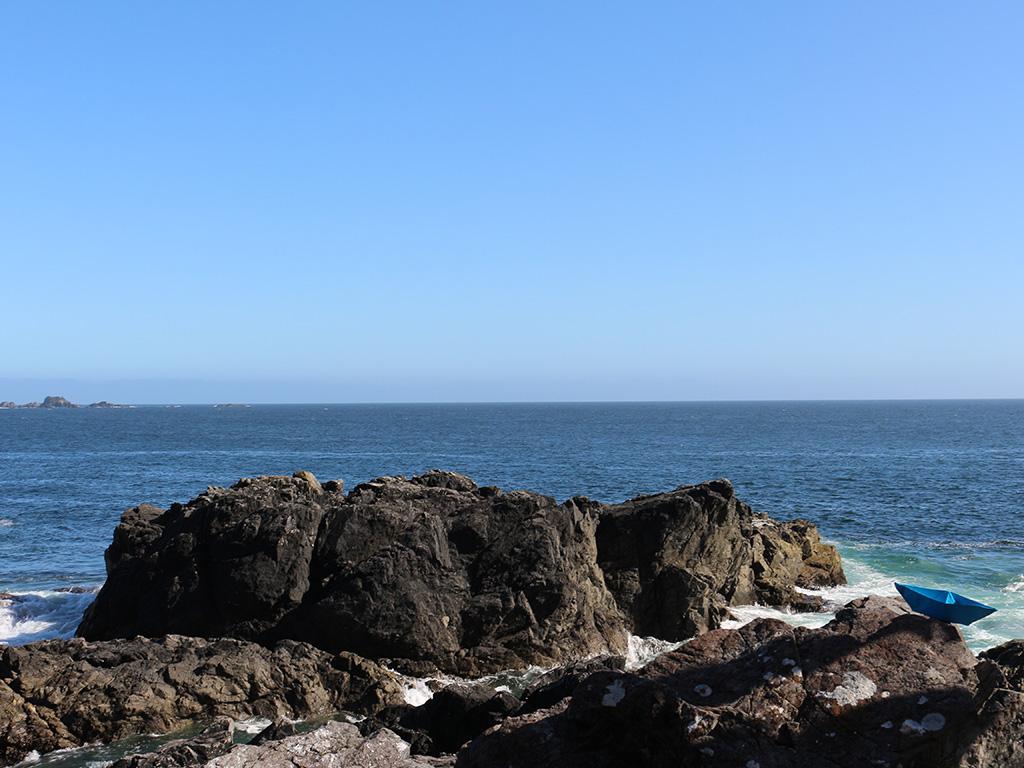 Ucluelet - Stille Oceaan