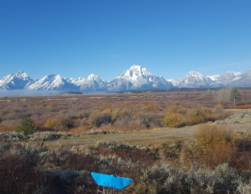 Yellowstone and Grand teton national park